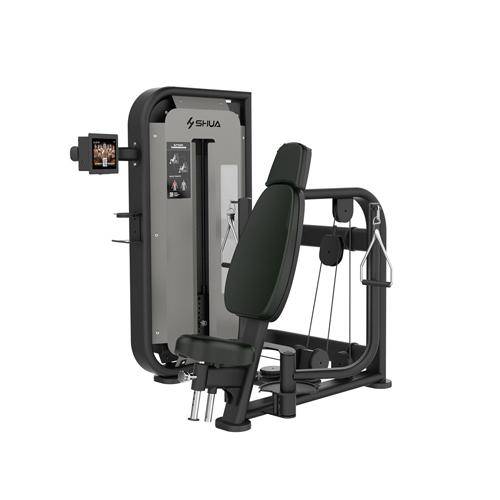万博手机APP 蝴蝶式胸肌推举训练(触屏版) SH-G6802T