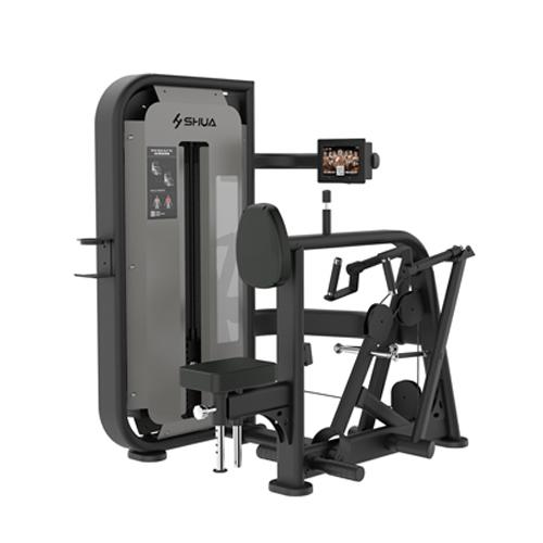 vwin开户 坐式背脊训练器(触屏版) SH-G6803T
