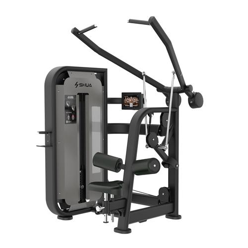 万博手机APP 高拉背肌训练器(触屏版) SH-G6806T