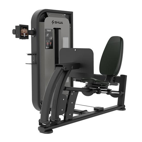 万博手机APP 坐式蹬腿训练器(触屏版) SH-G6809T