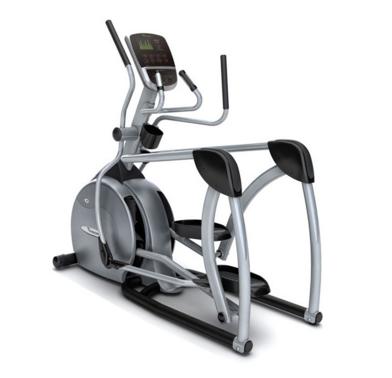 乔山(JOHNSON) 乔山VISION S60椭圆机 健身房商用S60自发电磁控椭圆漫步机 S60